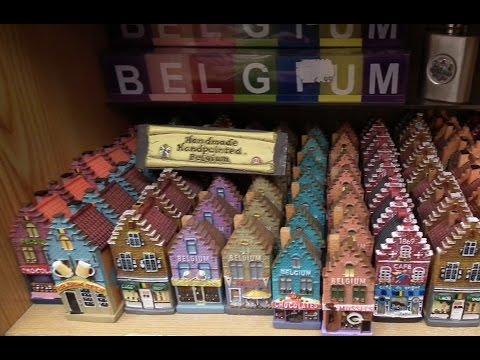 Bruges Souvenir Shops!