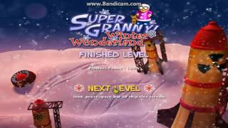 Granny Winter Wonderland lv 12 -13
