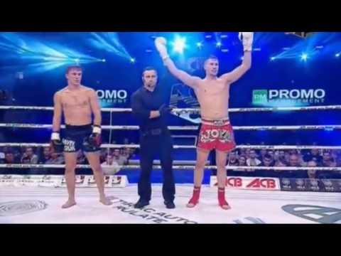 Jamie Bates - Top UK Kick Boxer