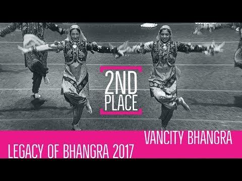 Vancity Bhangra - Second Place @ Legacy Of Bhangra 2017