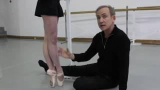 Ballet lesson 9: Déboulés - with Wayne Byars