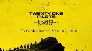 Twenty One Pilots Bandito Tour Boston 2018