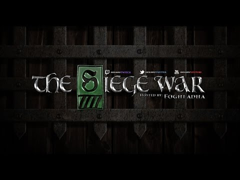 The Siege War in Guild Wars 2 - GSCH of SoR in WvW - 6/23