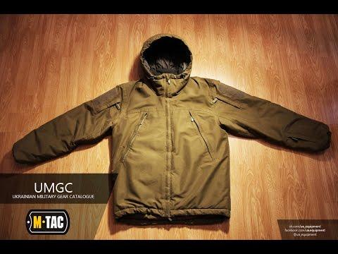 видео: [m-tac] Куртка army (обзор)