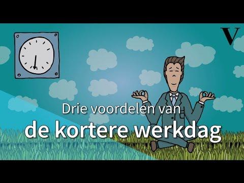 De drie voordelen van de kortere werkdag - de Volkskrant