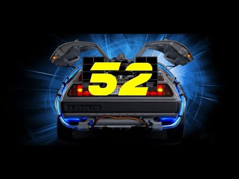 back to the future bau den delorean eaglemoss. Black Bedroom Furniture Sets. Home Design Ideas