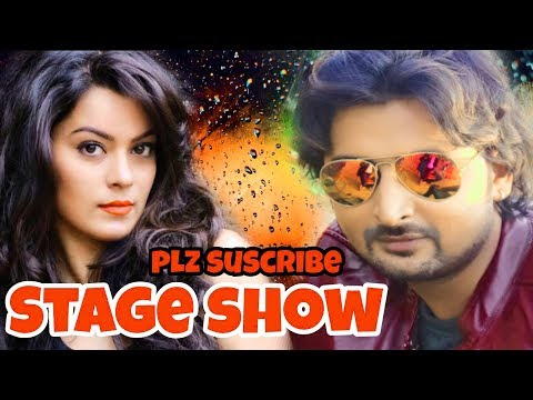 Live Stage show Kumar Abhishek anjan
