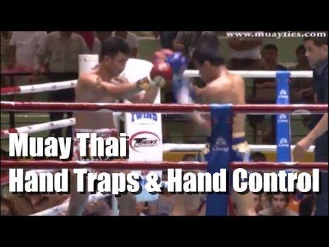 Muay Thai Hand Control w/ Pakorn Breakdown.