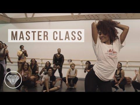 BEYONCÉ'S DANCE CAPTAIN ASHLEY EVERETT | MASTER CLASS