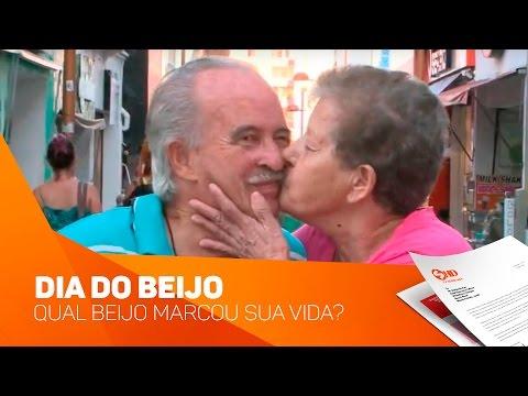 Dia do Beijo - Qual beijo marcou sua vida? TV SOROCABA/SBT