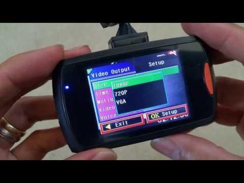 New Itek SLIMLINE Dash Cam By SoundLogic In-Depth Full HD Review 2016
