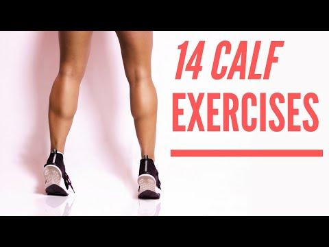 14 Calf Exercises for a Killer Calf Workout