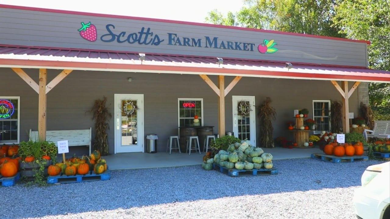 Scott S Farm Market Youtube