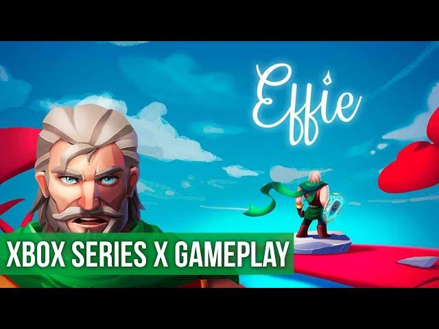 Effie - Gameplay (Xbox Series X) HD 60FPS