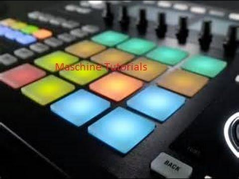 Maschine mk2 tutorials choice image graphic design tutorials free.