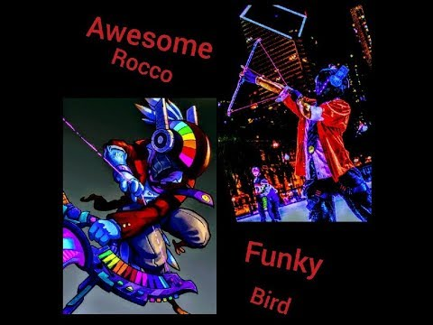 Dawn Of The Funky Bird [ESC Rocco On Ice]