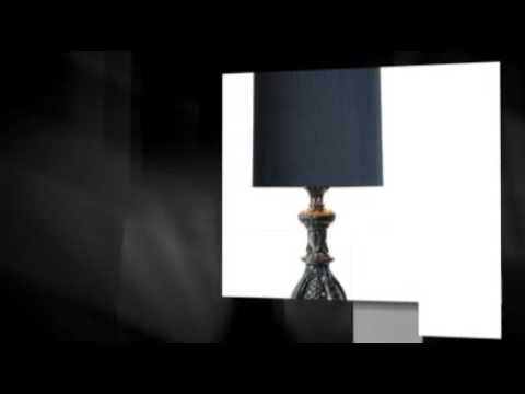 Couture Retro-style American-Made Lighting