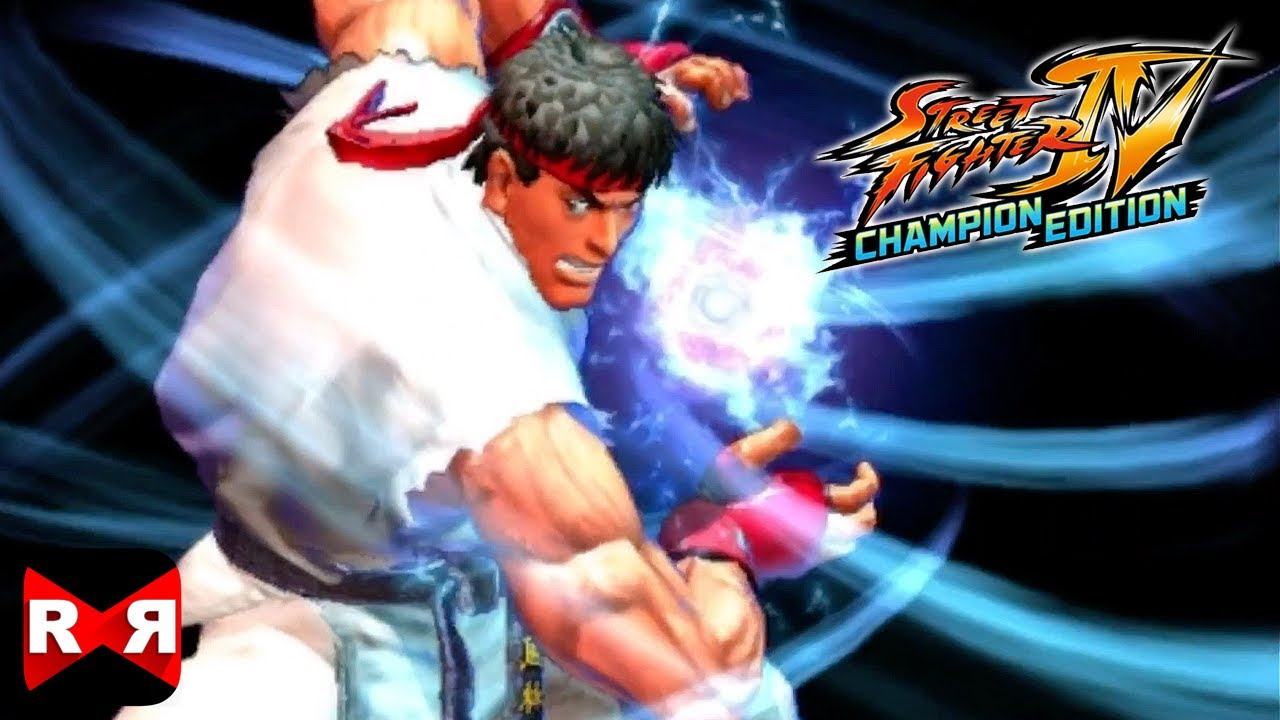 Street Fighter IV Champion Edition - iOS / Android - MFi Controller Gameplay