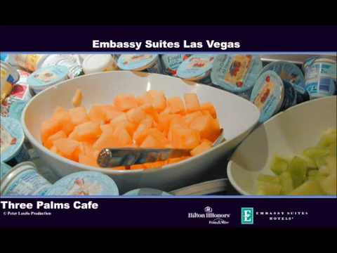 Complimentary Breakfast at Embassy Suites Las Vegas Hotel