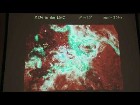 Pavel Kroupa - Multiple stellar populations in the Orion Nebula Cluster  (Prague 4th April 2018)