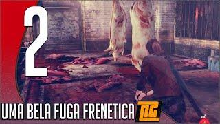 Resident Evil Revelations 2 Detonado Parte 2 - Julgamento Capítulo 3 - PT-BR [Playthrough]