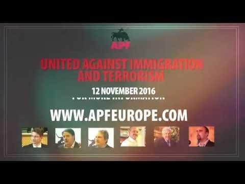 Trailer APF-Conference Rome