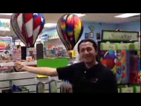 Wonder Works Has Garden Flags & Spinners!