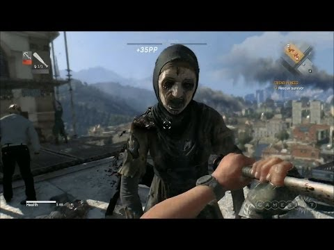 No guns? - Dying Light Message Board for PlayStation 4 ...