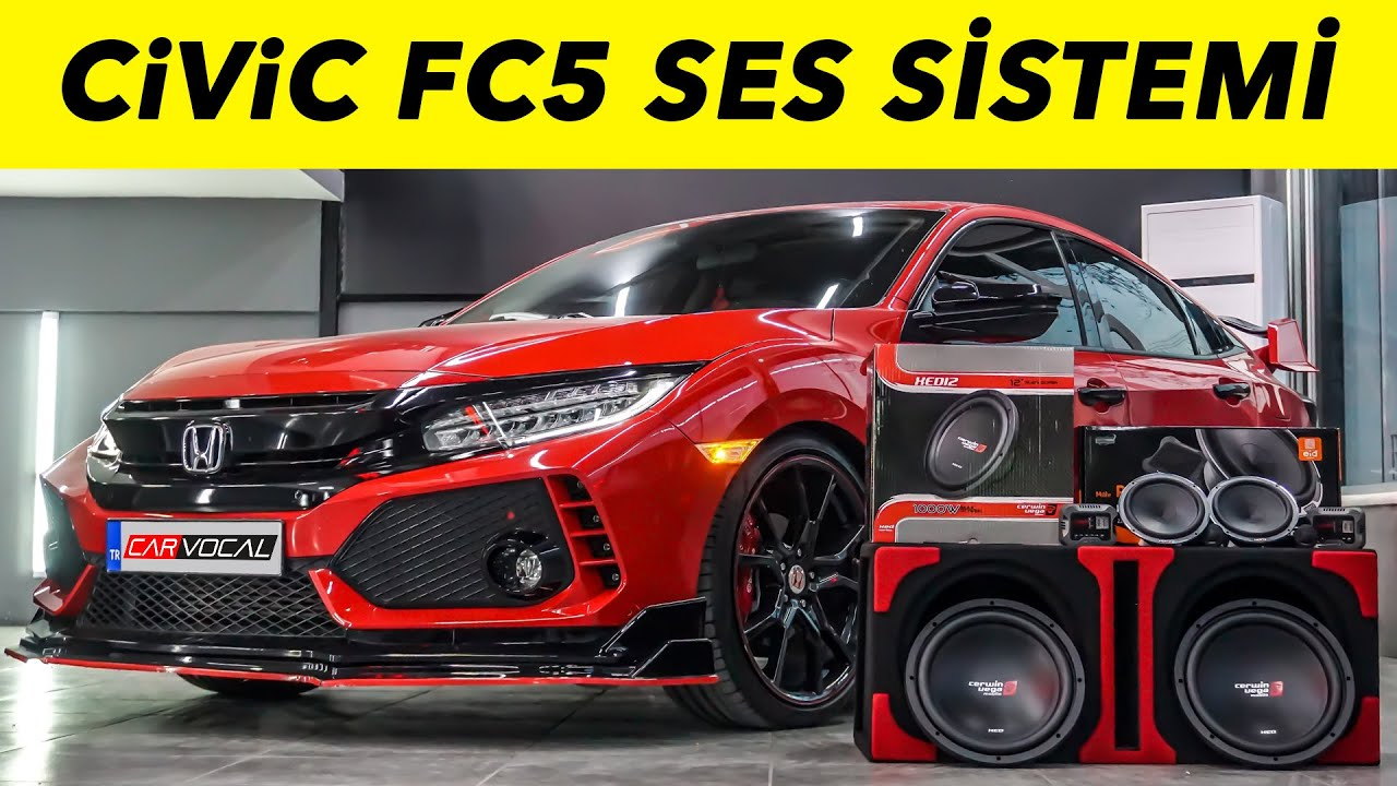 Honda Civic Fc5 | TypeX Body Kit \\ Demon Eyes - Modifiye