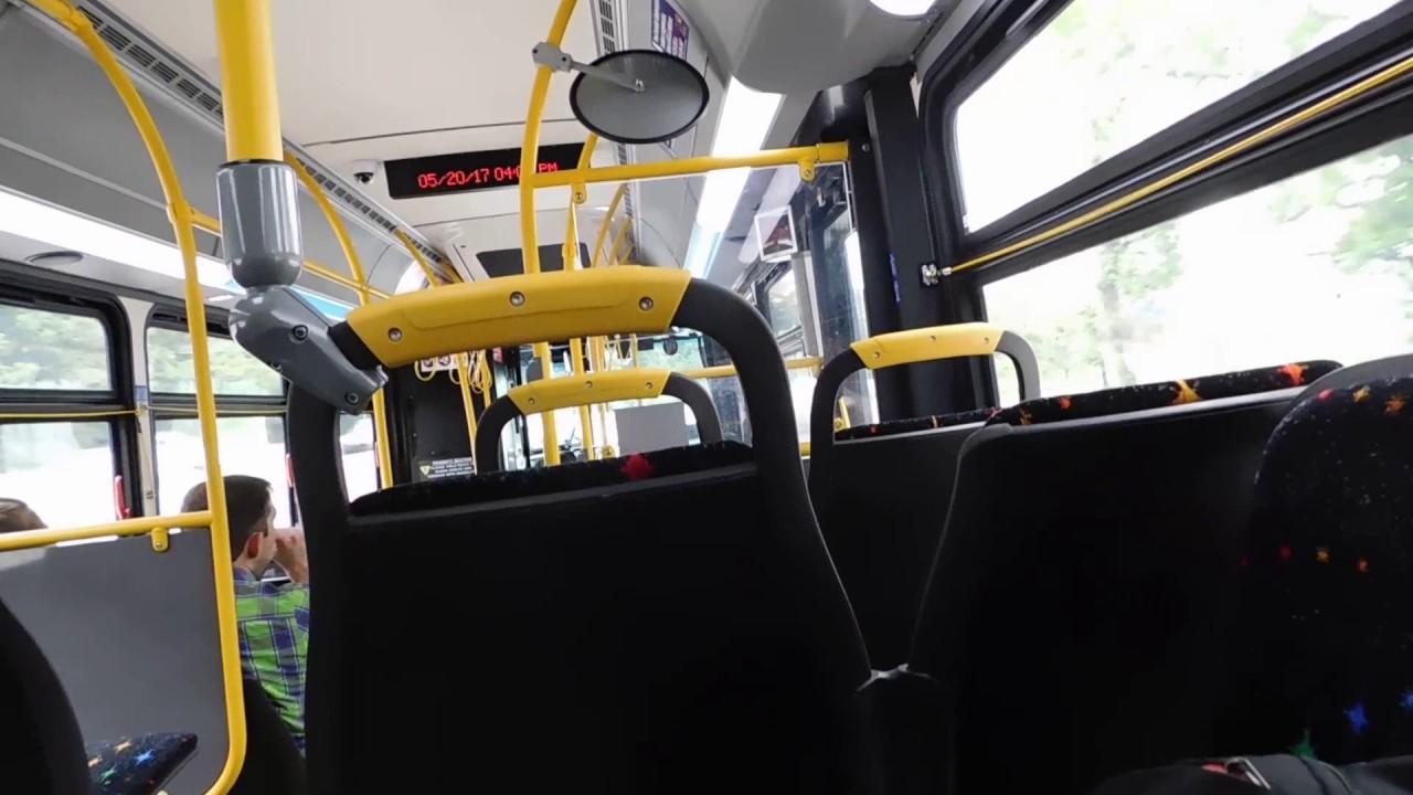 MTA Maryland: 2016 New Flyer XD40 (Diesel) #16096 ~ w/ Cummins L9