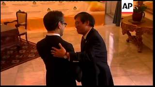 ASEAN foreign ministers discuss Cambodia Thailand border clashes