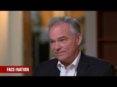 Full interview: Sen. Tim Kaine one year after Charlottesville