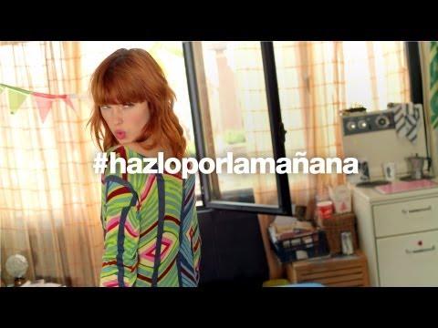 Anuncio Desigual #hazloporlamañana 2013 (versión completa)
