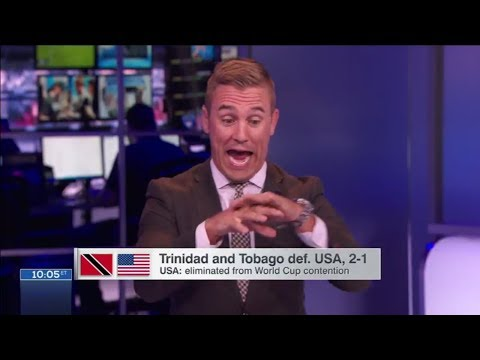 The best reactions to the USMNT missing out on the World Cup  ESPN