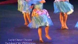 PHILIPPINE BALLET - LEYTE DANCE THEATRE dandansoy