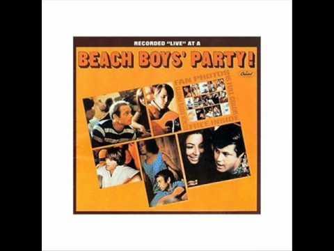 The Beach Boys =Catch A Wave Instrumental