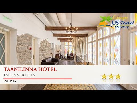 Taanilinna Hotel - Tallinn Hotels, Estonia