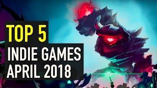 Baixar Top 5 Best Looking Indie Games to Watch - April 2018