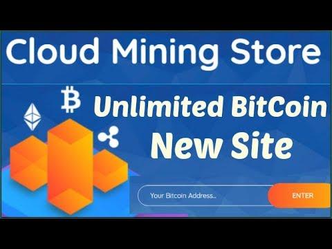 New BitCoin Cloud Mining Site 2019Free Earn Daily 50 Dollar