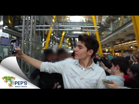 Gemeliers - Nuestra llegada a España