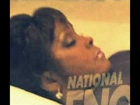 Whitney Houston In Open Casket