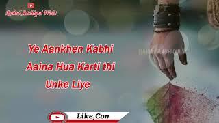 (Suna hai kisi or pe marti hai) (Rahul ashiq Wala) (love whatsapp sotry) R❤️m
