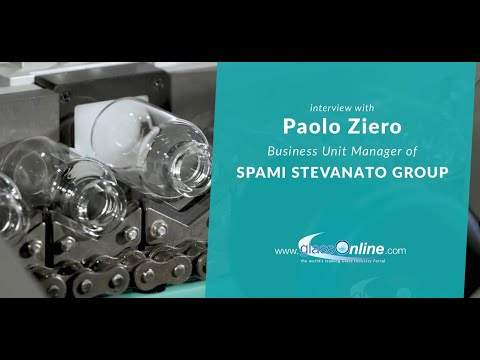 Video Interview with Paolo Ziero, Business Unit Manager of Spami Stevanato Group