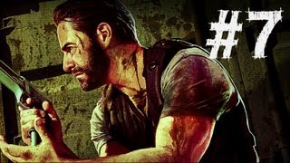 Max Payne 3 - Gameplay Walkthrough - Part 7 - TROUBLE AT THE BAR (Xbox 360/PS3/PC) [HD]