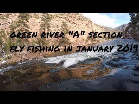 GREEN RIVER FLY FISHING: