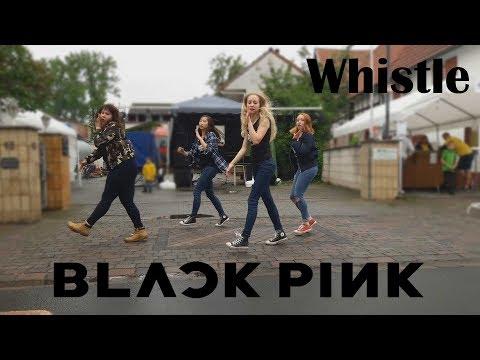 BLACKPINK(블랙핑크) - Whistle K-Pop Public Dance Cover by DASH @Hauptstraßenfest