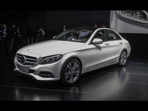 2015 Mercedes Benz C-Class Review at NAIAS
