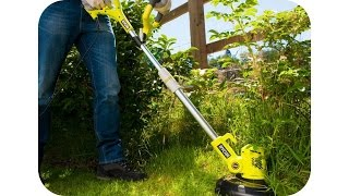 Обзор электрического триммера Ryobi RLT6030(Элетротриммер для травы RYOBI RLT 6030 это современный инструмент для стрижки травы в бытовых условиях...., 2015-04-08T10:09:47.000Z)