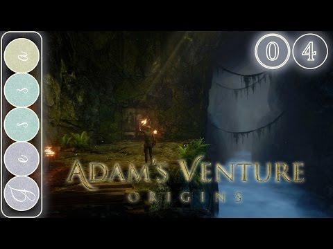 Let's Play Adam's Venture: Origins ~ 04 ~ Evie in the Garden of Eden ~ Adventure Game ~ Gameplay