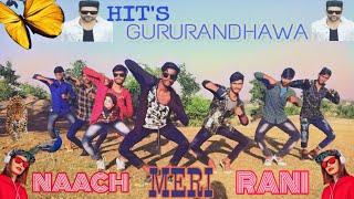 Naach Meri Rani: Guru Randhawa Feat. Nora Fatehi l Tanishk Bagchi l Nikhita Gandhi l Bhushan Kumar l